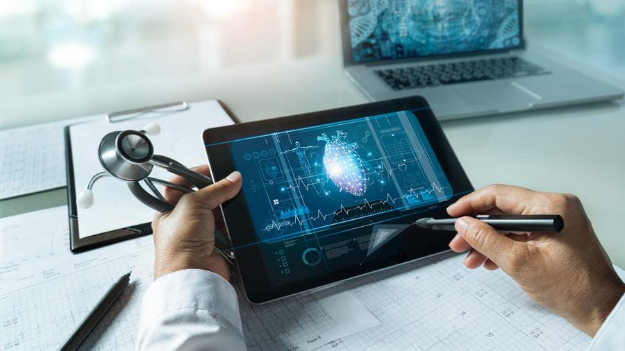 Transformation digitale cybersécurité santé