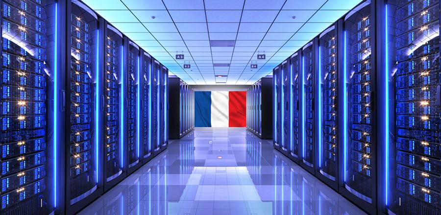 datacenter français pour l'hébergement des données de santé
