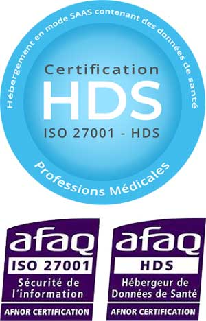 certification 27001 HDS