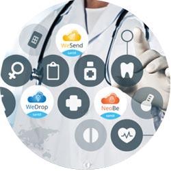 sauvegarde en ligne des données médicales de santé hds